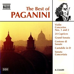The Best Of Paganini - Various Artists