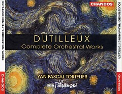 Dutilleux Complete Orchestral Works  CD 4