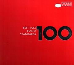 100 Best Jazz Piano Standards CD 4