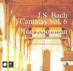 Bach - Complete Cantatas, Vol. 6 CD 1 No. 2