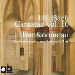 Bach - Complete Cantatas, Vol. 10 CD 3 No. 1