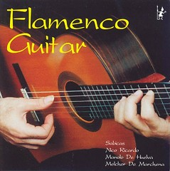 Masters Of Flamenco Guitar CD 2