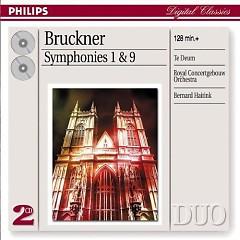 Bruckner - Symphonies 1 & 9 Te Deum CD 1