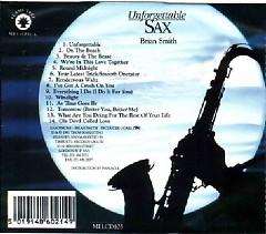Unforgettable Sax