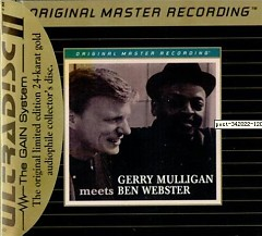 Gerry Mulligan Meets Ben Webster  - Gerry Mulligan,Ben Webster