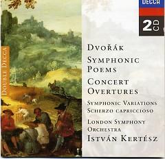 Dvorak Symphonic Poems And Concert Ouvertures CD 2