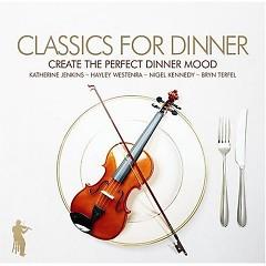 Classics For Dinner CD 1 No. 2