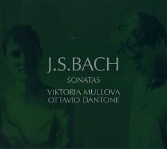 Johann Sebastian Bach (1685 - 1750) Sonatas CD 1 - Viktoria Mullova,Ottavio Dantone