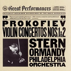 Isaac Stern & Eugene Ormandy - Prokofiev Violin Concertos Nos. 1 & 2