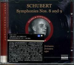 Furtwangler Conducts Schubert: Symphonies Nos. 8 & 9