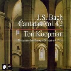 Bach - Complete Cantatas, Vol. 12 CD 1 No. 1