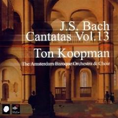 Bach - Complete Cantatas, Vol. 13 CD 3 No. 1