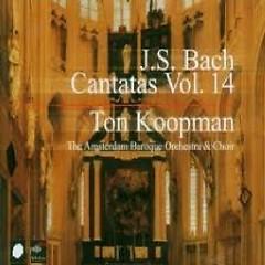 Bach - Complete Cantatas, Vol. 14 CD 2 No. 2