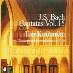 Bach - Complete Cantatas, Vol. 15 CD 1 No. 1