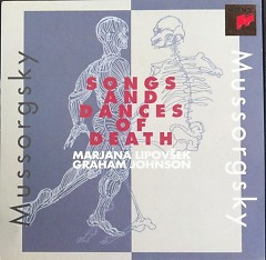 Mussorgsky - Songs And Dances Of Death CD 2 - Marjana Lipovsek,Graham Johnson