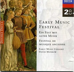 Early Music Festival Disc 2 No. 1