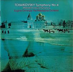Tchaikovsky & Prokofiev - Symphony No 4 & Classical Symphony