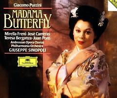 Madama Butterfly CD 1