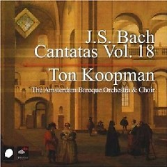 Bach - Complete Cantatas, Vol. 18 CD 1 No. 1