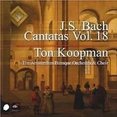 Bach - Complete Cantatas, Vol. 18 CD 2 No. 1