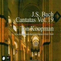 Bach - Complete Cantatas, Vol. 19 CD 3 No. 1