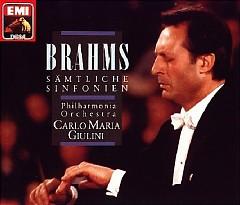 Brahms Complete Symphonies Disc 3