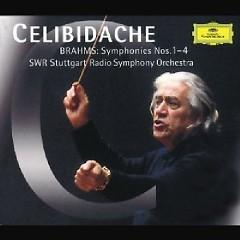 Brahms - Symphonies Nos 2 & 3 - Celibidache,SWR Stuttgart Radio Symphony Orchestra