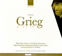 Peer Gynt Suites, Piano Concerto & Lyrics Pieces CD 3 No. 1