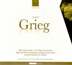 Peer Gynt Suites, Piano Concerto & Lyrics Pieces CD 3 No. 2