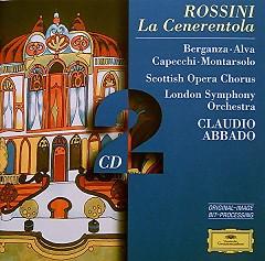 Rossini  - La Cenerentola CD 2 No. 2