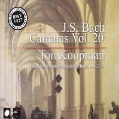 Bach - Complete Cantatas, Vol. 20 CD 2 No. 1