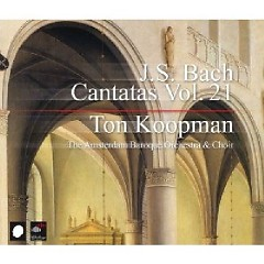 Bach - Complete Cantatas, Vol. 21 CD 3 No. 1