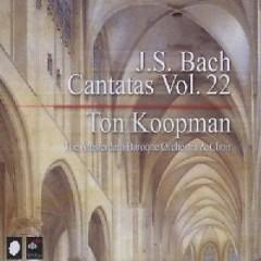 Bach - Complete Cantatas, Vol. 22 CD 1 No. 2