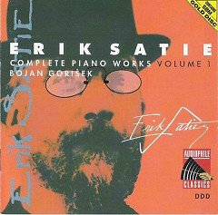 Bojan Gorisek - Erik Satie - Complete Piano Works CD 2