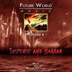 Future World Music - Volume 6 Suspense Horror CD 3