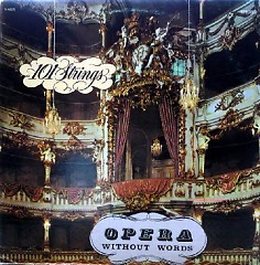 101 Strings Orchestra Collection CD 14 - 1972 - Mood Vienna