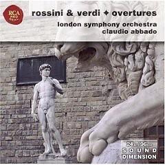 Rossini & Verdi Overtures