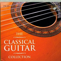 The Classical Guitar Collection CD 8