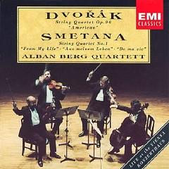 Dvorak Smetena String Quartets
