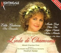 Linda Di Chamonix CD 1 No. 2 - Friedrich Haider,Swedish Radio Symphony Orchestra