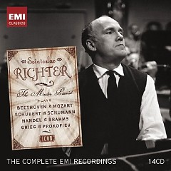 Icon - Sviatoslav Richter CD 10
