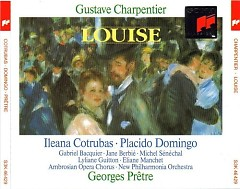Gustave charpentier - Louise Disc 1 - Georges Prêtre,New Philharmonia Orchestra