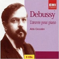 Debussy - L'Oeuvre pour Piano CD 5