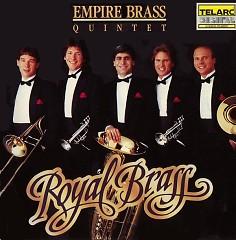 Royal Brass CD 1 - Empire Brass