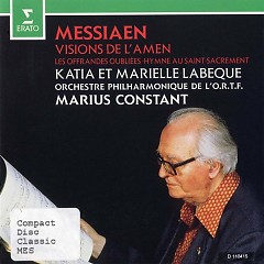 Messiaen - Visions De L Amen, Etc - Marielle Labèque,Katia Labèque