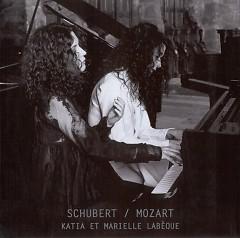 Schubert Mozart Piano Duets - Marielle Labèque,Katia Labèque