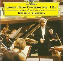 Chopin Piano Concertos 1 & 2 CD 1 - Krystian Zimerman,Polish Chamber Orchestra