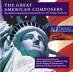 The Great American Composers CD 1