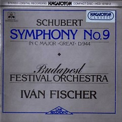 Schubert Symphony No. 9 - Ivan Fischer,Budapest Symphony Orchestra
