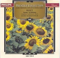 Georges Bizet - Carmen suite 1 & 2 L'Arlesienne Suites - Igor Markevitch